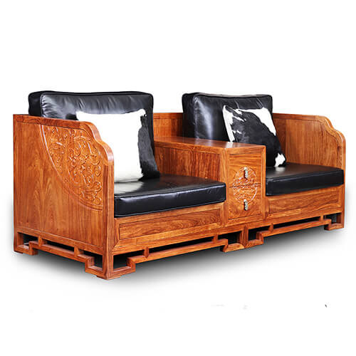 Asian style sofa think
