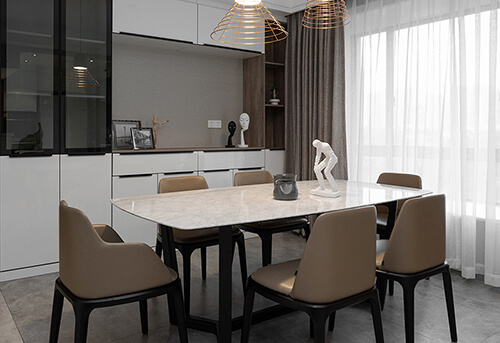 Custom Italy Design Apartment Furniture