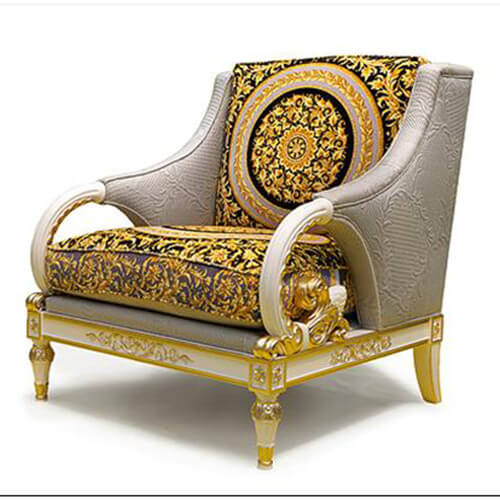 China Versace Vanitas Living Armchair Replica